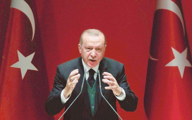 La guantanamo per i nemici di Erdogan