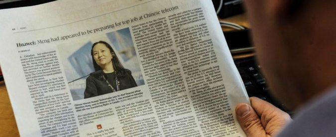 Huawei, il caso di Meng Wanzhou dimostra che un anno fa mi preoccupavo a ragione