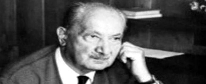 Heidegger e i Quaderni neri, fondamentali per capire il Novecento. E forse anche il presente