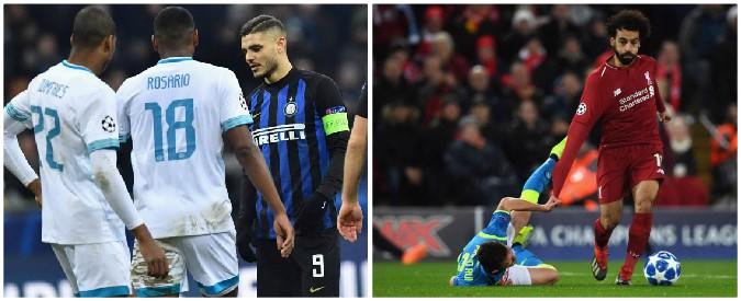 Champions League, Napoli e Inter fuori: agli ottavi vanno Liverpool e Tottenham