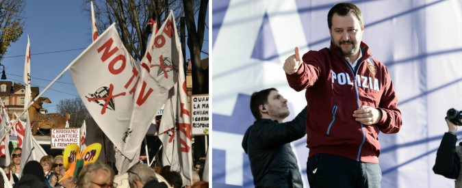 Francia vs Italia: la fragilità della democrazia e le differenze tra la piazza di Parigi e quelle di Lega e M5s