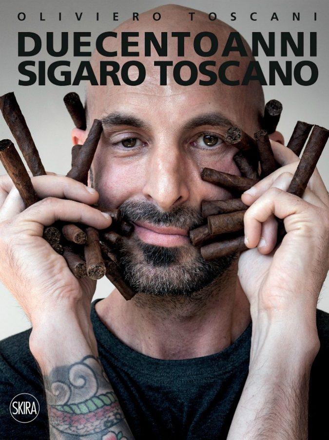 Oliviero Toscani, un libro fotografico per celebrare i 200 anni del sigaro Toscano