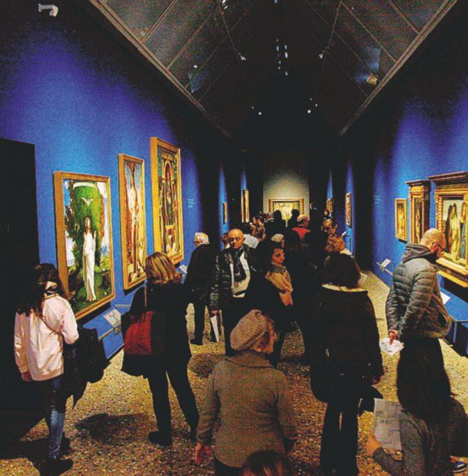 I musei sono pubblici, ma gli interessi privati