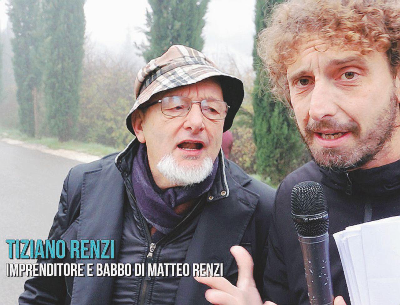 Ecco il video censurato del Servizio delle IENE su Tiziano Renzi e il presunto lavoro nero