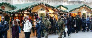 Sicurezza, dal prefiltraggio alle barriere: Viminale studia nuove norme per eventi natalizi dopo attentato di Strasburgo