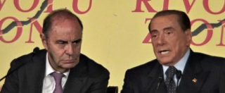 """Europee, Berlusconi: """"Probabile mia candidatura. Miei delfini? Rivelati sardine"""". E su Renzi: """"Noi mai con lui"""""""