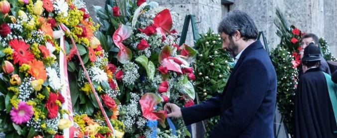 """Piazza Fontana, Fico ai familiari delle vittime: """"Vi chiedo scusa per i depistaggi che avete dovuto sopportare"""""""