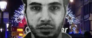 Attentato Strasburgo, chi è Chérif C. Il killer che ha sparato ai mercatini di Natale – Video scheda