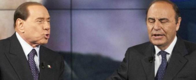 """Berlusconi: """"Il governo cadrà per abbandono di alcuni esponenti M5s. Probabile mia candidatura alle Europee"""""""