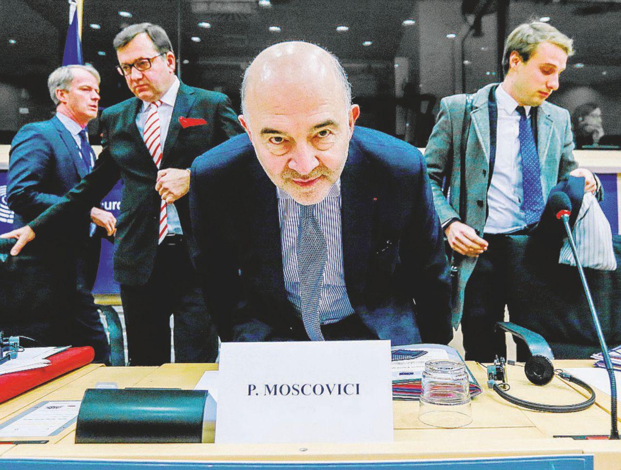 Manovra, Moscovici: riduzione deficit Italia non sufficiente