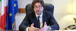 """Terzo Valico, Toninelli: """"Non può che andare avanti. Abbiamo fatto analisi costi-benefici, recesso costerebbe 1,2 miliardi"""""""