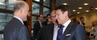 """Manovra, Conte: """"Lo stop di Moscovici? No comment"""". Per quota 100 e reddito verso due decreti tra Natale e Capodanno"""