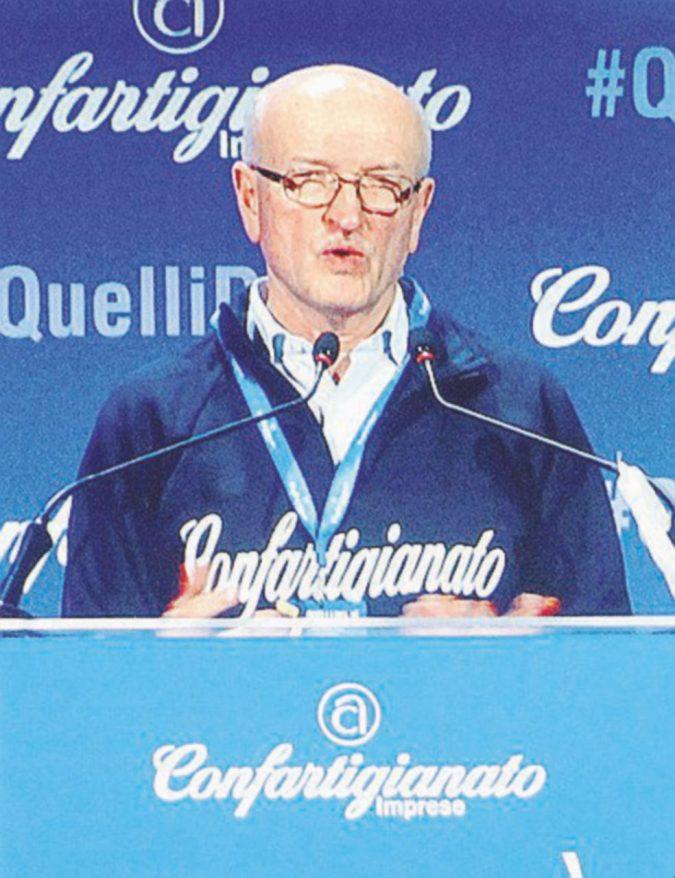 """L'altro """"partito del Pil"""", Merletti s'allea con tutti"""