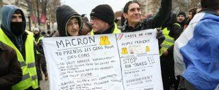 Gilet gialli, le 4 richieste a Macron: referendum popolari, assemblea estratta a sorte, meno tasse e privilegi ai politici