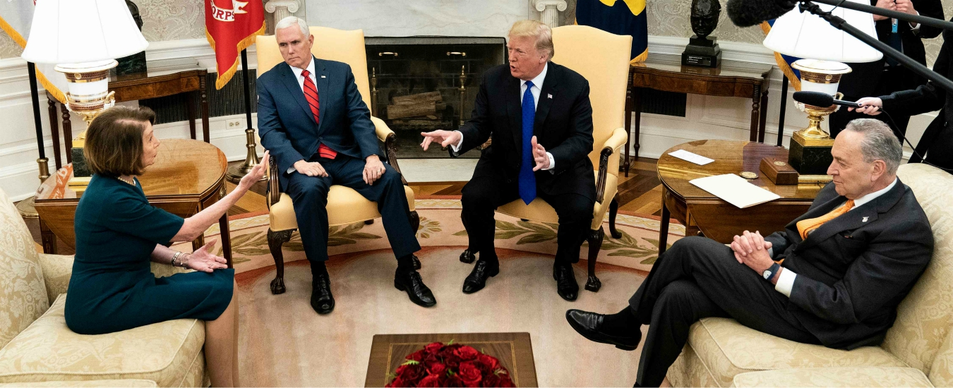 Trump si è trovato con la cassa vuota proprio nel momento più critico della sua presidenza