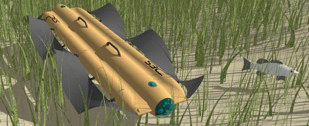 Velox è il robot anfibio che nuota come un pesce e cammina c