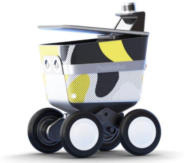 """""""Serve"""" è il robot con gli occhioni luminosi che fa le conse"""