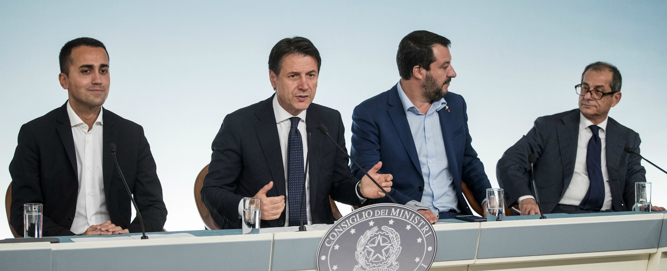 """Bankitalia, Tria: """"L'indipendenza va difesa"""". Di Maio: """"Non attacchiamo l'istituzione ma serve discontinuità"""""""