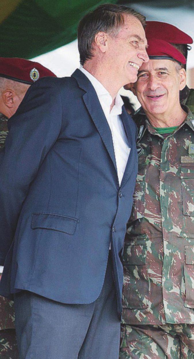 Salvini punta a Battisti per arrivare a Bolsonaro