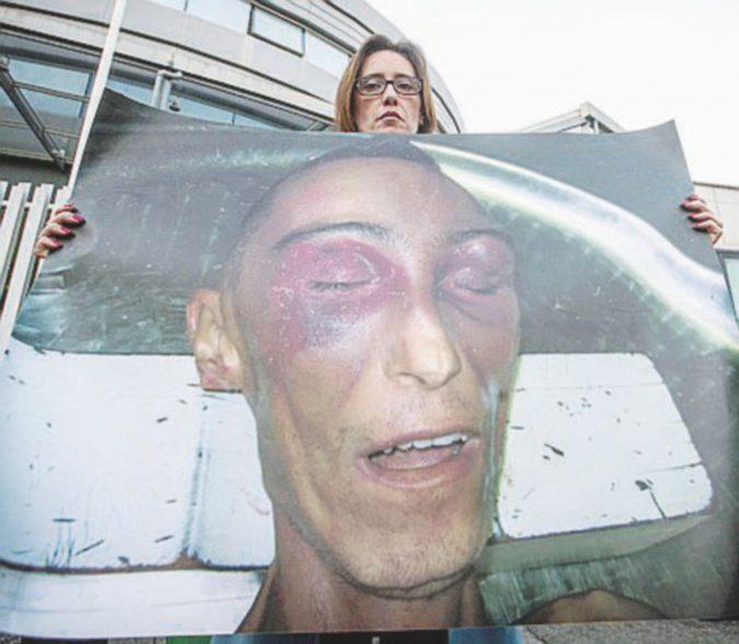 """Processo Cucchi, la testimone: """"Stava male, mi disse di essere stato picchiato dopo l'arresto"""""""