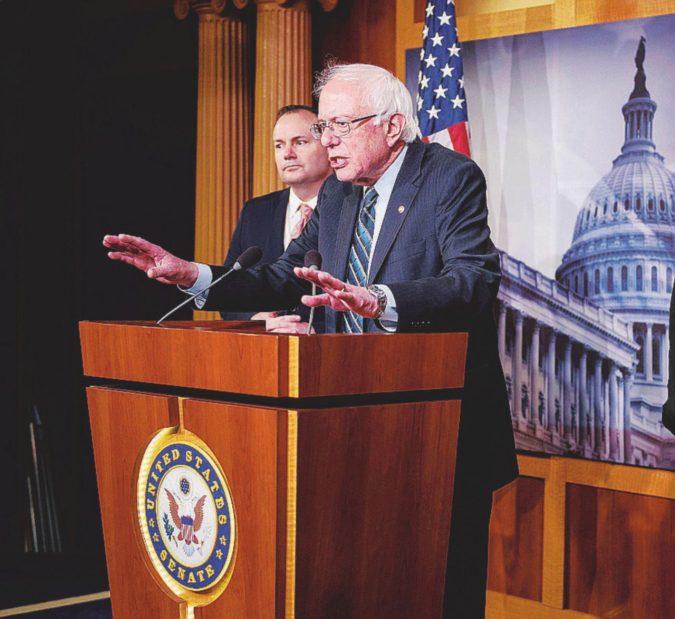 I senatori contro Trump: niente stampella ai sauditi