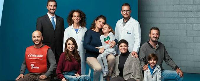 Telethon, 'Presente': parte raccolta fondi per la ricerca su malattie genetiche rare
