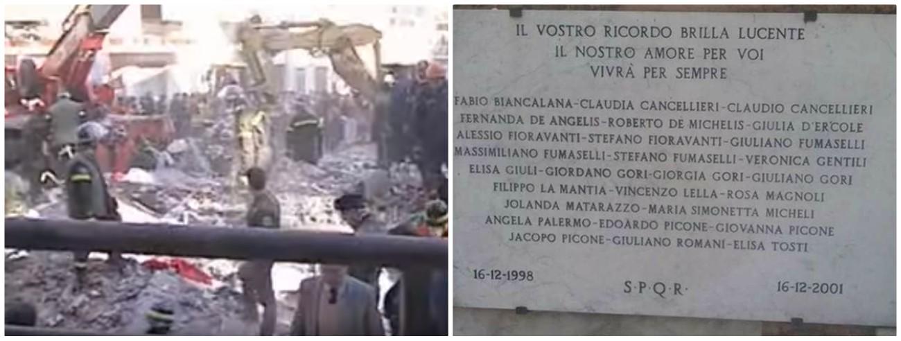 Roma, persero tutto nella strage di via Vigna Jacobini. Rutelli diede loro le case Raggi le rivuole: 6 famiglie sotto sfratto