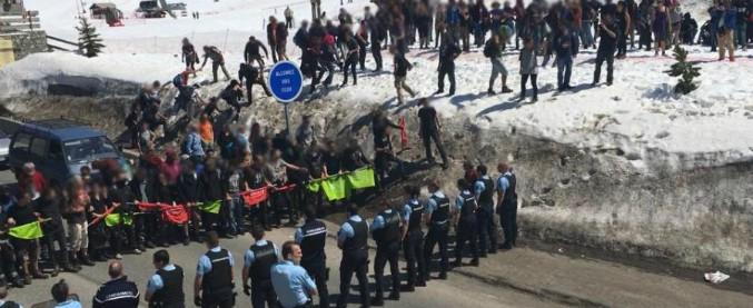 Migranti, manifestarono contro le ronde dell'estrema destra al confine Italia-Francia: condannati per favoreggiamento