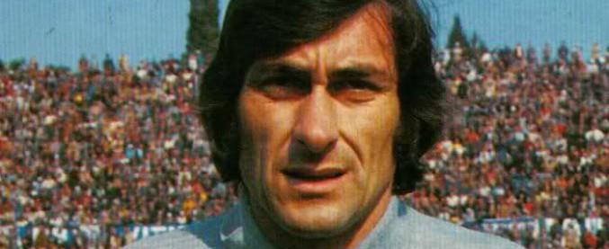 Felice Pulici, morto il portiere del primo Scudetto della Lazio nel 1974