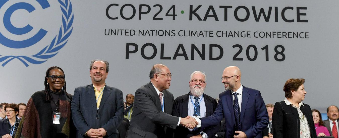 Cop24, perché la Conferenza internazionale sul clima è stata una grande delusione