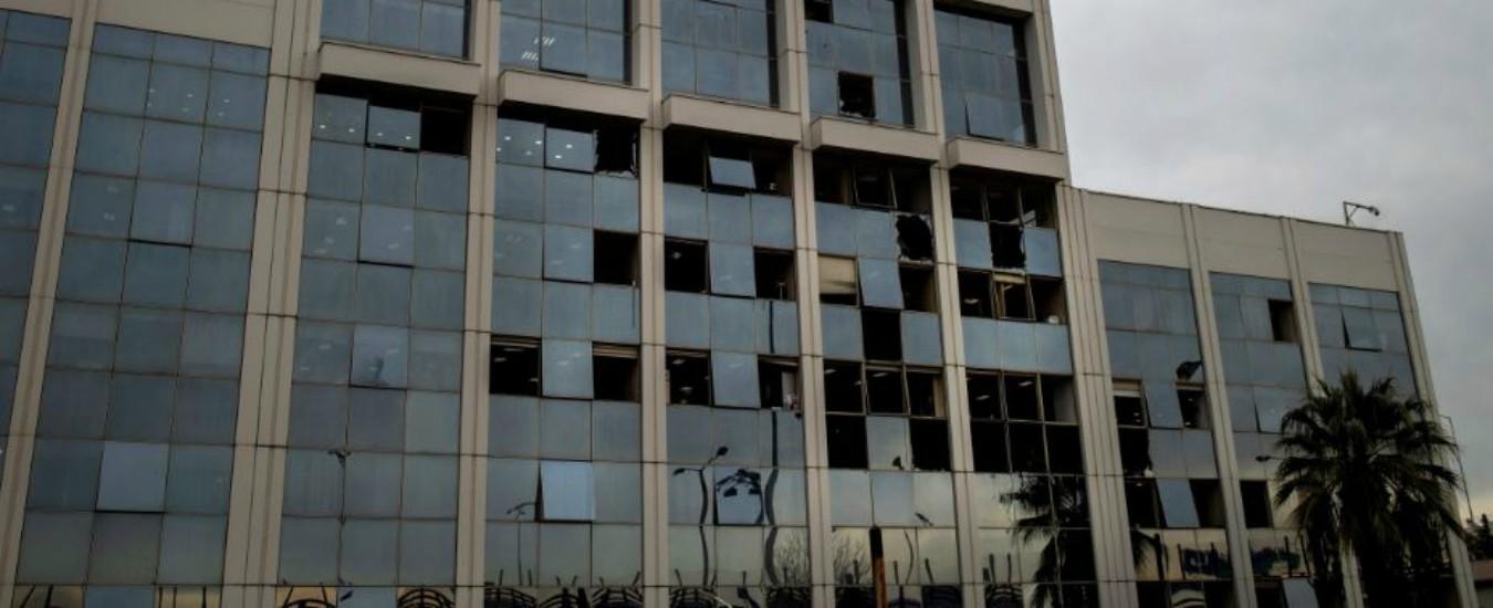Grecia, ordigno esplode davanti alla sede di Skai Tv e del quotidiano Kathimerini