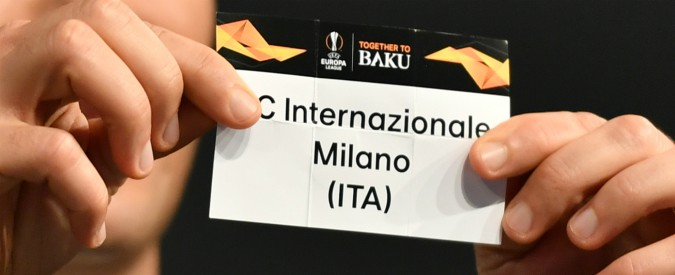 Sorteggi Europa League 2019, sedicesimi di finale: incroci di Inter, Napoli e Lazio
