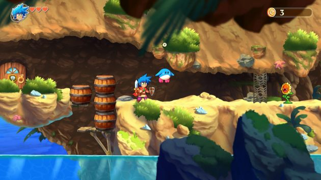 Monster Boy and the Cursed Kingdom, il seguito di una delle
