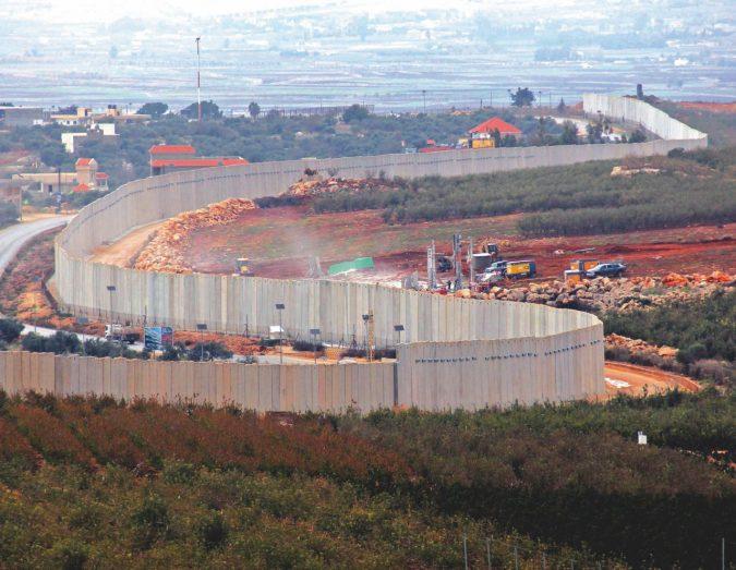 """I tunnel libanesi di Hezbollah con """"vista armata"""" su Israele"""