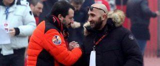 Luca Lucci, sequestrato un milione di euro al capo ultrà del Milan che strinse la mano a Salvini