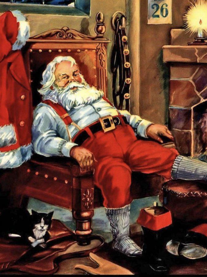 """Babbo Natale, tra le fantasie fetish più gettonate c'è proprio Santa Klaus: dalla letteratura erotica, ai """"pornamenti"""", allo """"spanking"""""""