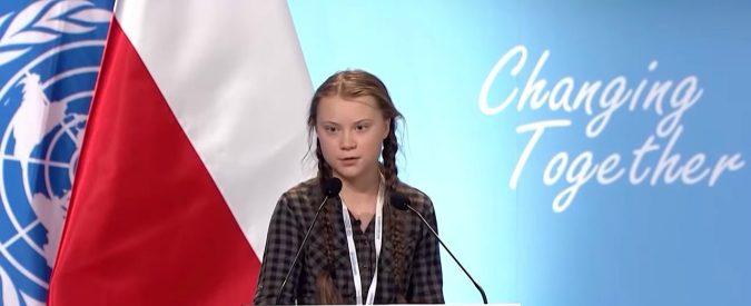 Greta, 15 anni, partecipa alla Cop24 con i grandi del mondo. E li accusa di uccidere il futuro