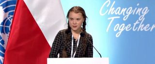 """Clima, l'intervento della quindicenne svedese che spiazza i potenti: """"Non si è mai troppo piccoli per fare la differenza"""""""