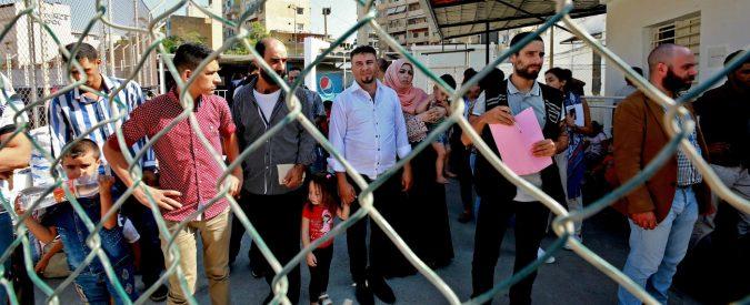 Libano, ho visitato un collective site e ho visto cosa fa concretamente Intersos per i siriani