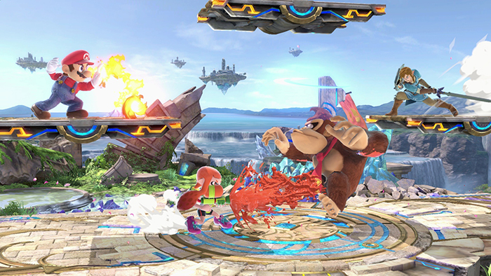 Super Smash Bros. Ultimate, il fighting game per Switch non