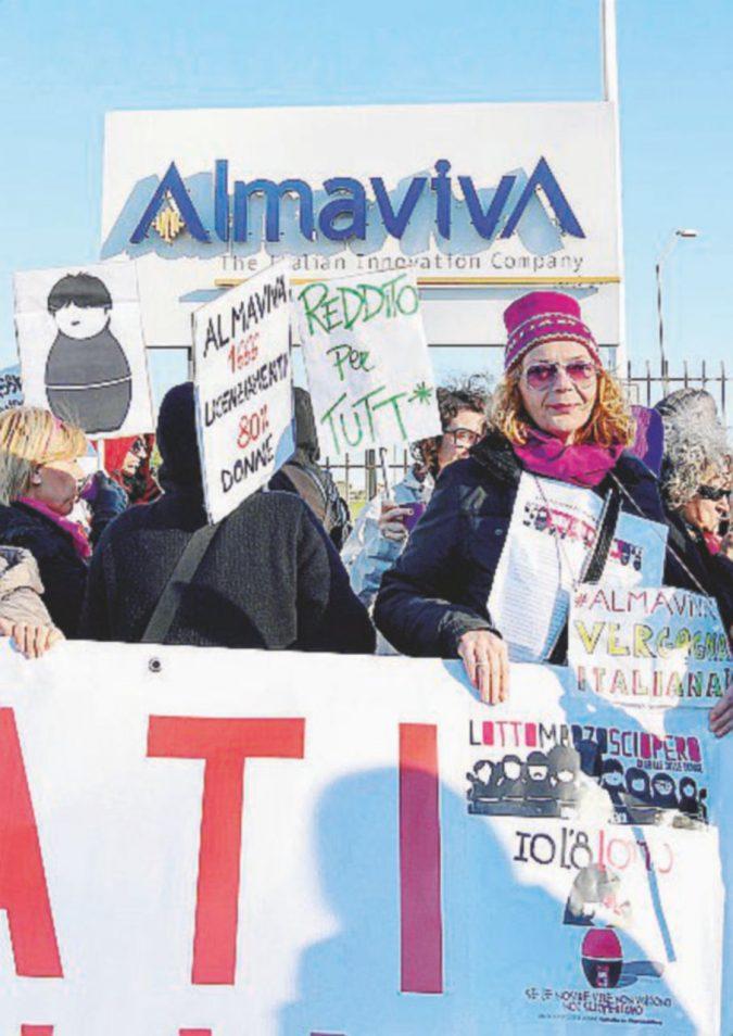 Almaviva, il Tribunale conferma il licenziamento per 600 lavoratori