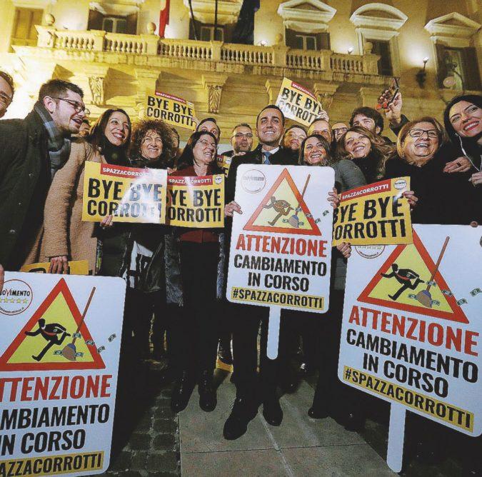 """Dal Daspo all'agente infiltrato, la """"Spazzacorrotti"""" è legge"""