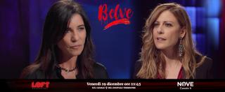 """Belve (Nove), Paola Turci a Fagnani: """"Ho subito molestie a 13 anni. Se tornassi indietro andrei in un centro antiviolenza"""""""