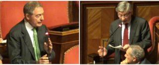 """Manovra, opposizioni contro Conte. Pd: """"Finiti col cappello in mano"""". FdI azzarda: """"Provvedimento comunista"""""""
