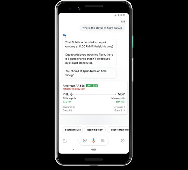 L'assistente vocale di Google riuscirà a prevedere il ritard