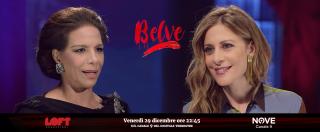 """Belve (Nove), la contessa Federici su Susanna Agnelli: """"Allusioni sul nostro rapporto? Fandonie. Per lei gratitudine"""""""