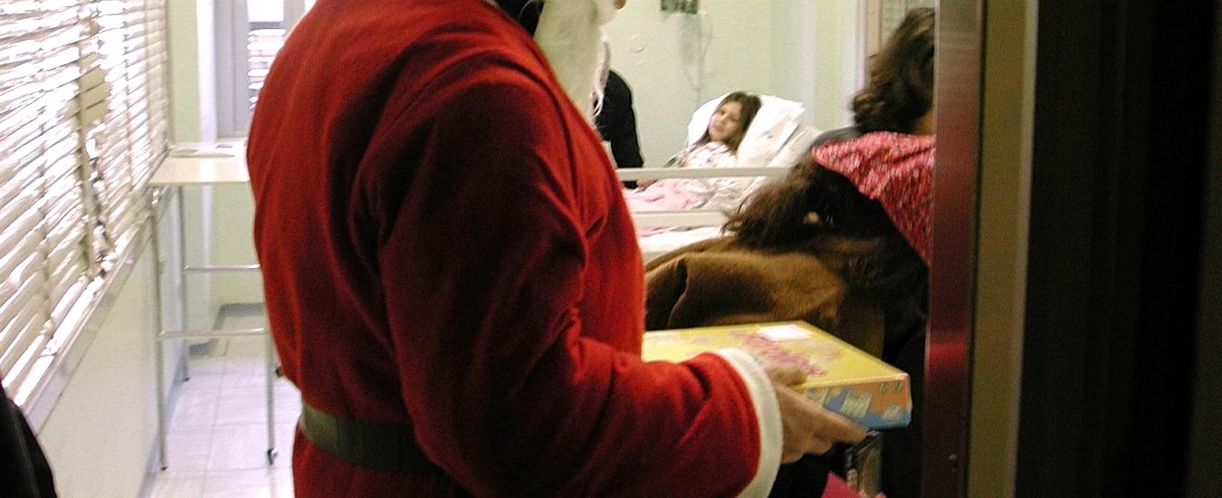 Natale al Gaslini, tre storie di bambini che passeranno le feste in ospedale a lottare per la vita