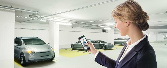 Bosch Perfectly Keyless, per aprire la macchina basta lo smartphone. Addio (o quasi) ai furti