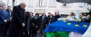 """Funerali Antonio Megalizzi, il vescovo di Trento: """"Un pezzo di cielo è sceso in terra e ora vi fa ritorno"""""""