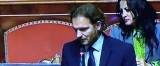 """Manovra, l'imbarazzo di Pesco: """"In commissione c'è ancora tanto lavoro. Che dobbiamo fare?"""". Insorgono le opposizioni"""